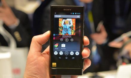 SONYがハイレゾWalkmanの最上級モデル「NW-ZX2」を発表