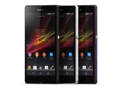 sony-xperia-z-announced-ces-2013
