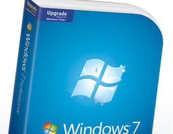 結局考えた末は「7」になったのでした~Windows 7